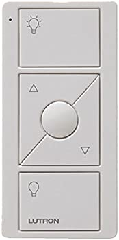 Lutron 3-Button Pico Remote Control For Wireless Dimmers