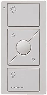 Lutron 3-Button with Raise/Lower Pico Remote for Caseta Wireless Smart Lighting Dimmer