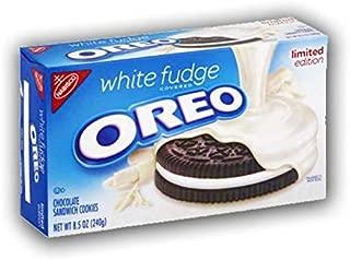 White Fudge Oreo Limited Edition, 8.5 oz