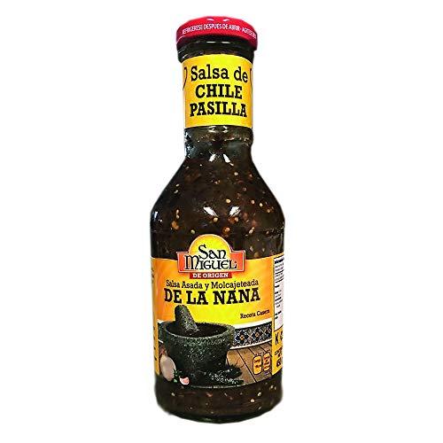 Salsa de Chile Pasilla de la Nana