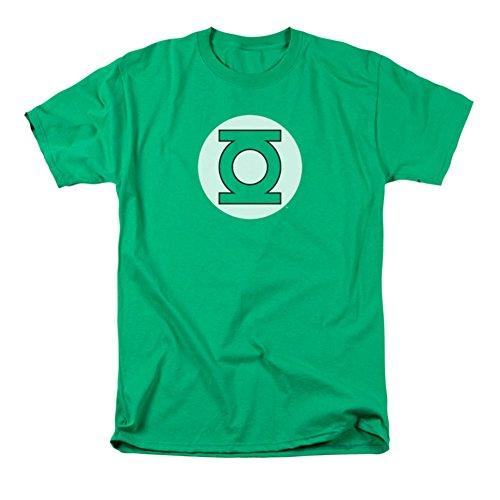 DC Comics Green Lantern Faded Logo Symbol T-shirt (XX-Large)