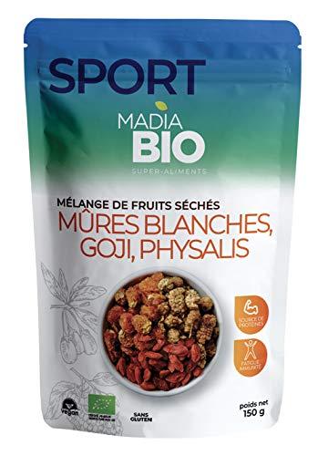 Madiabio - Sport - Mélange de Fruits...