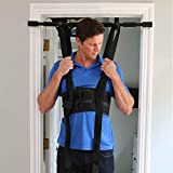 Sit and Decompress - The Ultimate Back Stretcher / Lumbar Traction - Increase your disc space by 20% instantly...