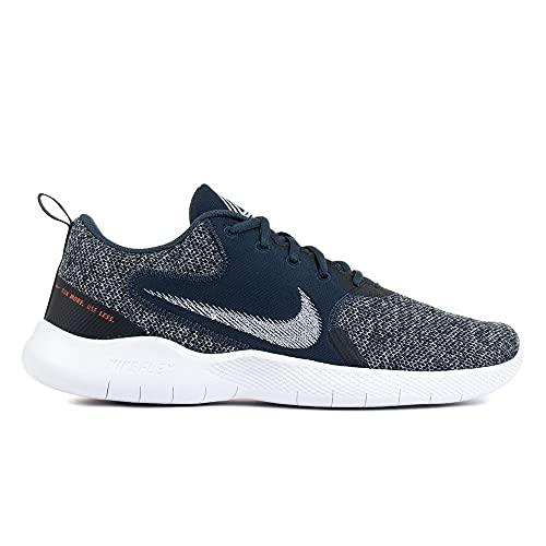 Nike Mens Flex Experience Rn 10 Running Shoes 11 US Navy Blue