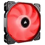 CORSAIR AF140 LED Low Noise Cooling Fan, Dual...