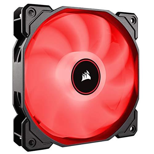 Corsair CO-9050080-WW Ventola per Case, 120 mm, Confezione Singola, Rosso