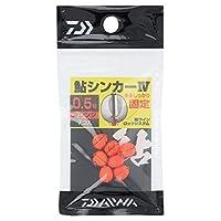 ダイワ(Daiwa) 鮎シンカー4 0.5号 オレンジ