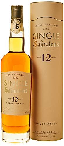 Samalens Bas Armagnac Single 12 Ans - 700 ml