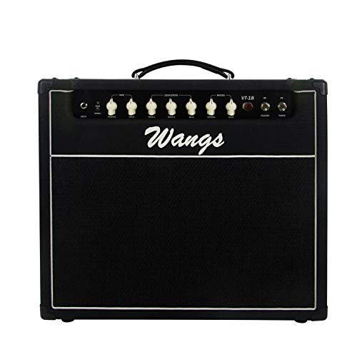 Wangs Amps Wangs All-tube All-in-one box Guitar Combo Guitar Ampifier Black (VT-18)