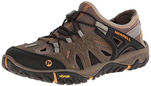 Merrell Men's J65243, Brindle/Butterscotch, 10.5 M US