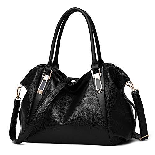WZNB damesmode Soft Bags Dames Messenger Bags schoudertassen 37 x 23 x 16 cm
