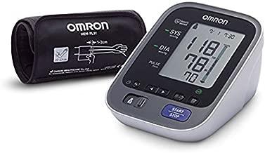 OMRON M7 Intelli IT - Tensiómetro de brazo, Bluetooth, aplicación OMRON Connect para móviles, tecnología Intelli Wrap Cuff