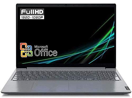 Notebook Lenovo SSD Cpu Intel Core I3 di 8 Gen fino a 3,4 GHz, Display Full Hd Led da 15,6' Ram 8 Gb DDR4 , SSD 256GB M2 Nvme 3.0 + HDD 1Tb, Wifi, Bt, 3 usb, Win10 Pro ,Office 2019 , Pronto All'uso