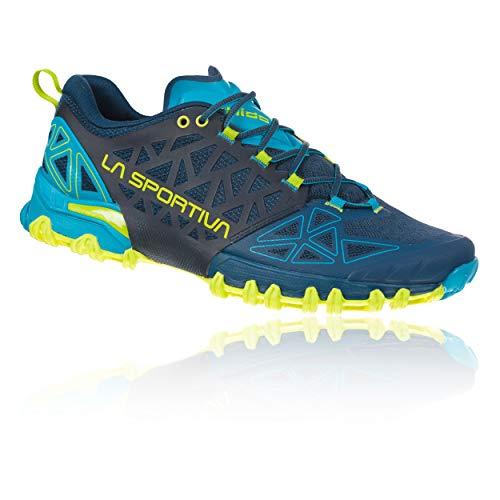 La Sportiva Bushido 2 Trail Running Shoes - SS20-7.5 - Black