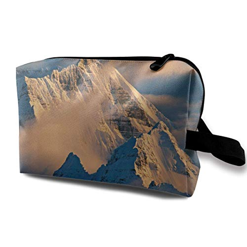 Casual Iceberg Receive Bag Storage Bag