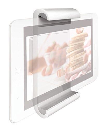 Eurosell Tablet Wandhalterung horizontal + vertikal zb kompatibel mit iPad Air Mini Samsung Galaxy Tab Huawei Sony Lenovo HP