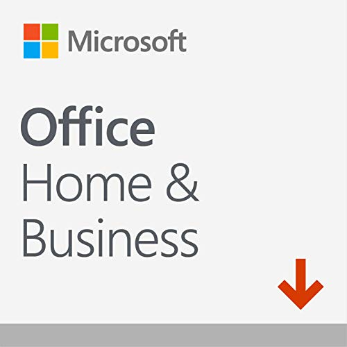 Microsoft Office 2019 Home & Business multilingual | 1 PC (Windows 10) /Mac | Dauerlizenz | Download