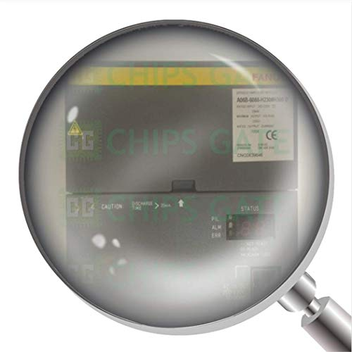 1Pcs Usado Husillo Amplificador A06B-6088-H230#H500 en buen estado