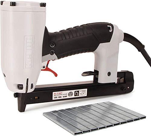 KeLDE Electric Staple Gun for Picture Framing