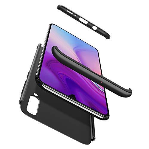 BIKANA Funda Compatible para Samsung Galaxy A50 Carcasa,[1*Micas Cristal] Anti-caída Caso…