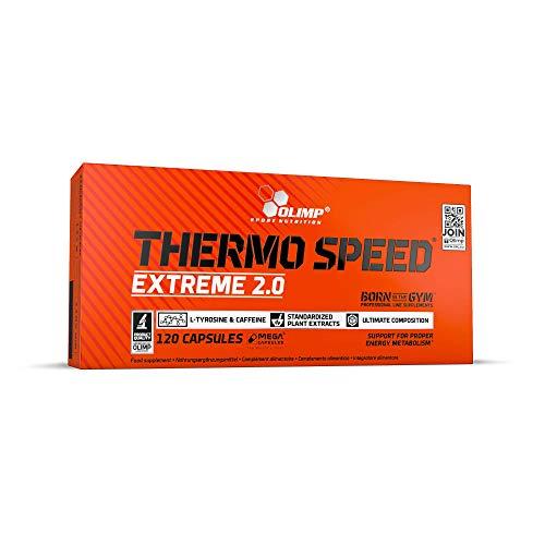 Olimp Olimp Thermo Speed Extreme 2.0 Mega Caps, 120 Kapseln