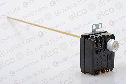 Thermostat à canne L: 450 ref 992162 pour chauffe eau électrique bodner et mann