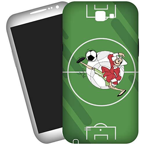 My Custom Style Cover 3D #Pinocchio-Calcio# per Samsung Galaxy S3 Note