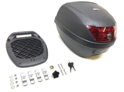 28 Liter Topcase Koffer Helmfach 395x300x395mm für Yamaha Aerox, MBK Nitro