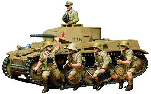 Tamiya 300035009 - 1:35 WWII Panzer Kampfwagen II Ausf.F/G (5) SK.121
