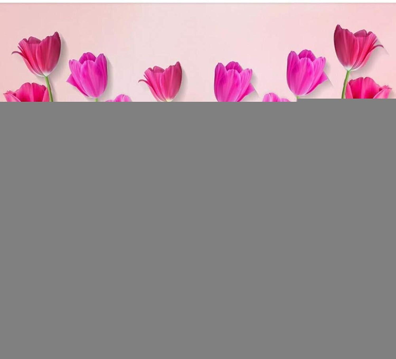 artículos novedosos YYBHTM Papel Pintado Pintado Pintado De Flores Mural De La Parojo Lienzo Impermeable Salón Arte Decoración De La Parojo Papel Tapiz De Fotos Papel De Contacto  El ultimo 2018