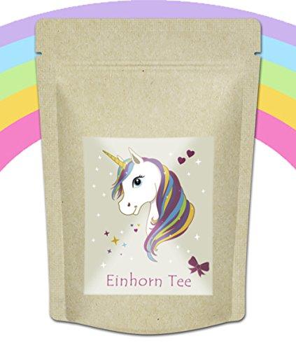 'Einhorn Tee' fruchtig süßer Einhorntrank für Einhorn Fans - 70 g Loser Tee - Früchtetee