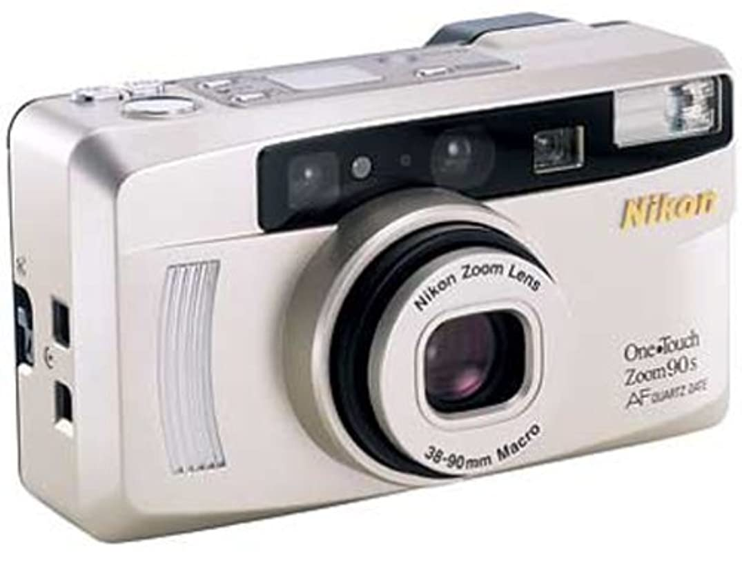 Nikon One Touch 90s QD Zoom Date 35mm Camera