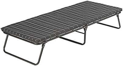 Coleman Camping Cot with Sleeping Pad | ComfortSmart Folding Cot with Mattress Pad