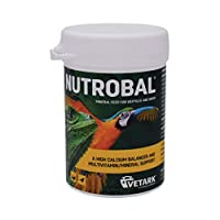 A high calcium balancer and multivitamin/mineral support for reptiles and birds High potency calcium source with vitamin D3 Powder form for sprinkling onto food (including live foods) Key for healthy bone growth and reproductive function.