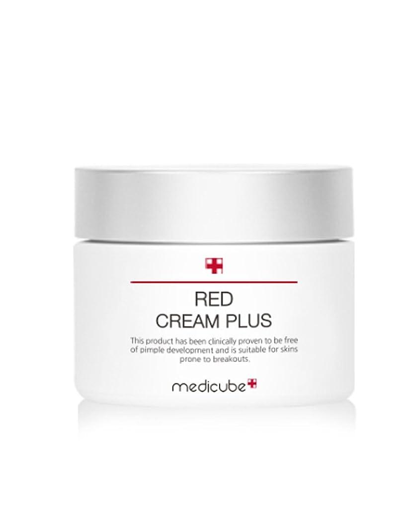 力強いアーティスト小屋[Medicube]メディキューブ レッド クリーム プラス 大容量 100ml / Medicube Red Cream Plus 100ml [並行輸入品]