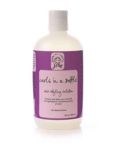 Curl Junkie Curls in a Bottle! Hair Styling Solution - 12 oz by Curl Junkie