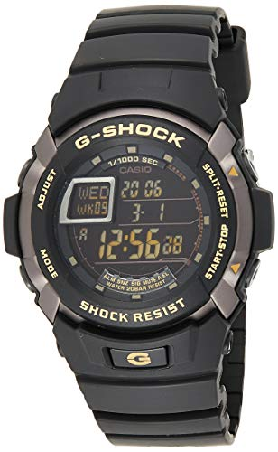 Casio G-Shock Herren Resin Uhrenarmband G-7710-1ER
