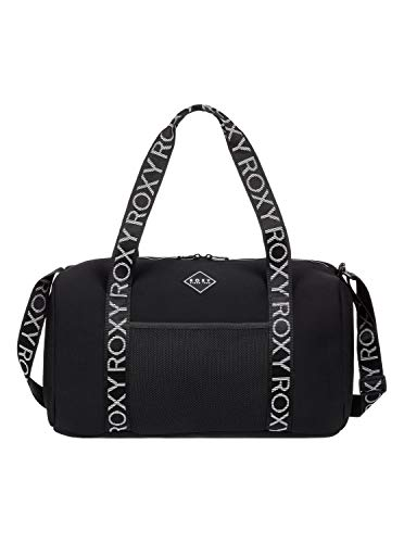 Roxy Damen Moonfire-Mittleres Sport-Dufflebag, Anthracite, 1SZ