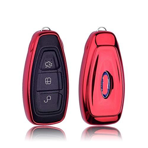 weiche TPU-Autoschlüssel-Schutzhülle für Ford C-MAX FOKUS RS ST Fiesta Hatch...
