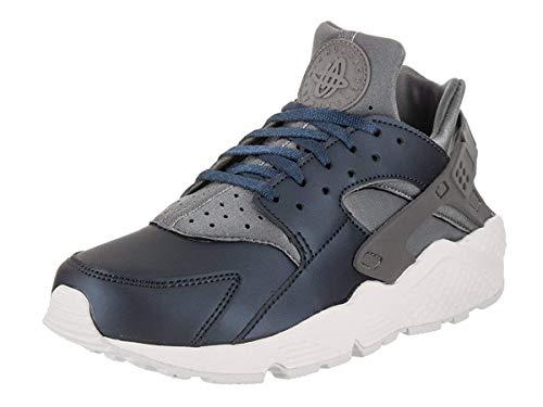 NIKE Air Huarache Run Premium TXT Women's Shoes Cool Grey aa0523-001 (5.5 B(M) US)