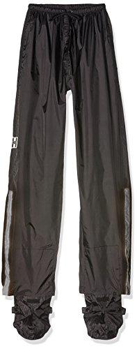 Hock Regenbekleidung Erwachsene Regenhose Rain Pants Gamas, Schwarz, Gr. L