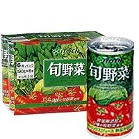 伊藤園 15種類の旬野菜 190g×30本