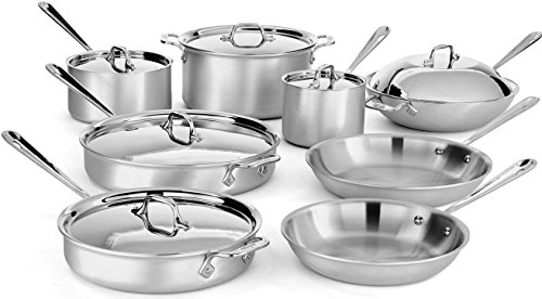 All-Clad 700393 MC2 Professional Master Chef 2...