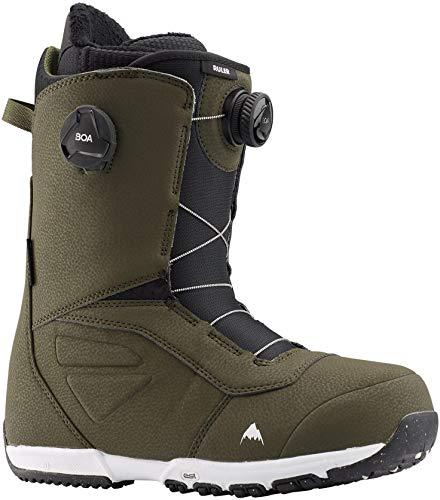 Burton M Ruler Boa Grün, Herren Thinsulate™ Snowboardboots, Größe EU 41 - Farbe Clover