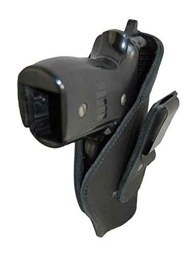 Barsony New Black Leather Tuckable IWB Holster for CZ 75 SP01 75B 85 97 Right