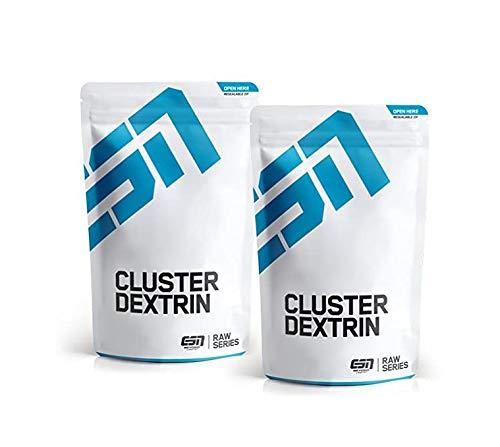 ESN Cluster Dextrin, 2000g (2x 1000g) - pures hochverzweigtes zyklisches Dextrin