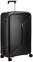 Samsonite Neopulse - Spinner L Case, 75 cm, 94 L, Black (Matte Black)