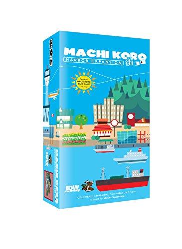 Machi Koro: Harbor