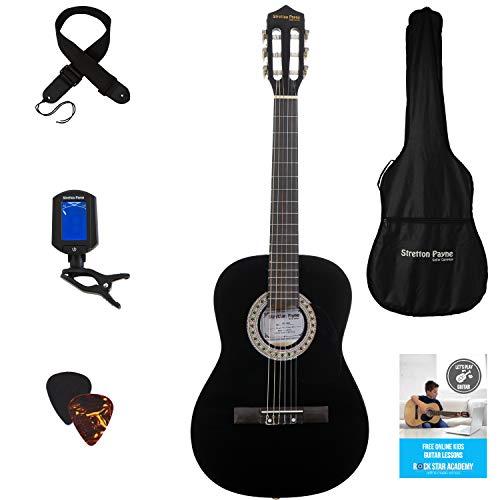 Guitare classique pour enfant : faites des affaires pour