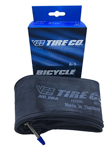 "ZOL Multipack Fat Tire Bike Bicycle Inner Tube 26/"" x 4.0 Schrader Valve 48mm"